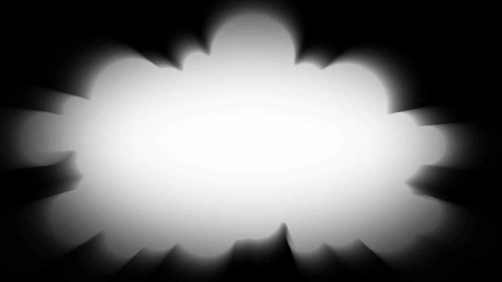 Free Static Black, Grey and White Static Video Matte Background